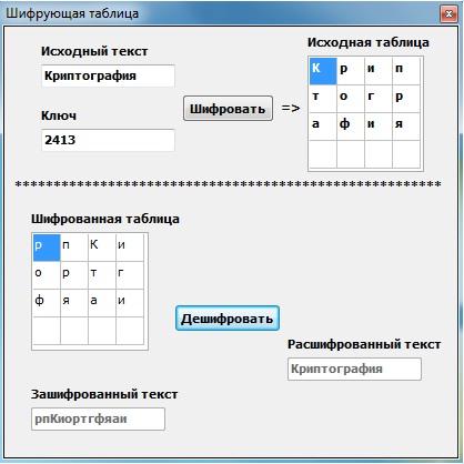 программа для шифрования текста - фото 6